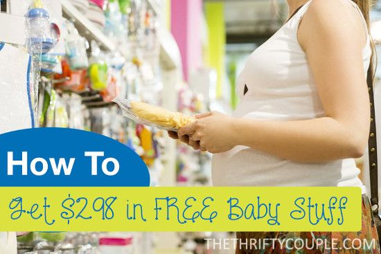 How To Get $298 In Free Baby Stuff. How to get the BEST BABY STUFF for FREE! These are top items that every mom and baby wants to make life easier and more fun! Here's the inside scoop. Free shower gifts, free baby gifts, free new mom gifts and more!