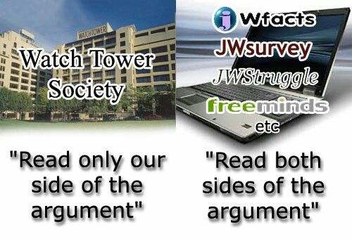 Jwfacts, jwsurvey, jwstruggle, freeminds, jehovahs-witness.net, silentlambs, aawa