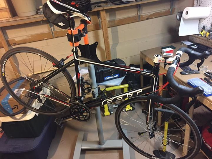 #gcnhack Trashed old TV stand. Welded on bench mount clamp. Mobile work stand! #ridetoabudhabi #cycling #race #roadtripafter #sport #langkawi #malaysia #maestro #pp #pippo #pozzato #pippopozzato #me #life #lifestyle #lifeisgood #madeinitaly #wilier #springtime #sun #ridewithpanache #bike #bikesgirls #beyourself #thirstythursday #cyclingkit #cyclist #cycle #roadcycling #roadbike #happiness #blueeyes #blondehair #fitgirls #fitspo #ride #bikelife #yogainspiration #love #wellness #legs #morning…