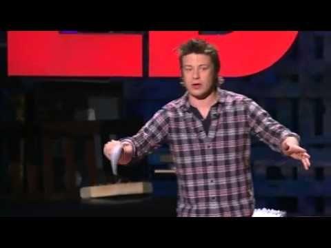 Jamie Oliver: Food & Obesity