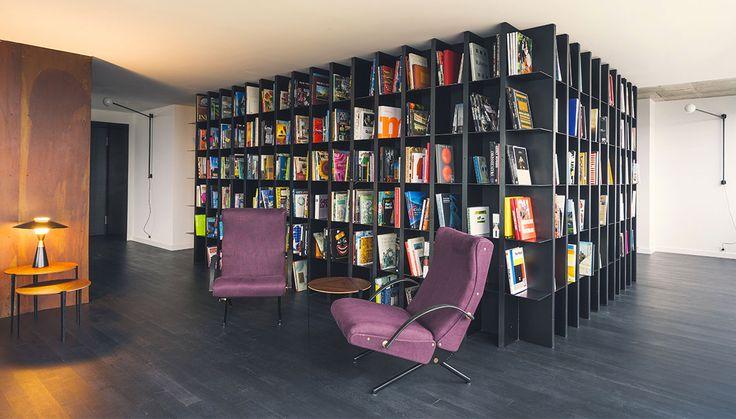 Selected works by cls architetti milano architetti case for Case realizzate da architetti