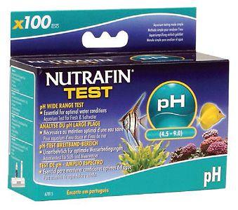 Kit de testes de pH para aquários de água doce e salgada.Medição simples e directa: Basta colocar 5mL de água a analisar no tubo de ensaio, adicionar 4 gotas do reagente. Oferta de tubo de ensaio e pipeta.Intervalo de medição:4,5 a 9,0Adequado para aquários de água doce e salgada.Também poderá ter interesse em:-Teste de Amónia Nutrafin- Teste de KH/GH Nutrafin