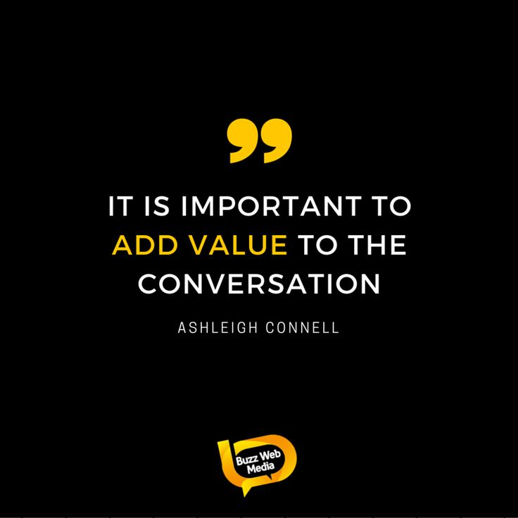 Communication and discussion adds meaningful value to your audience. Ashleigh Connell shares her #socialmedia tips here:   #sm #marketing