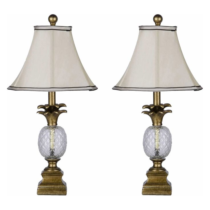 Abbyson living shelby table lamp set of 2 from hayneedle com