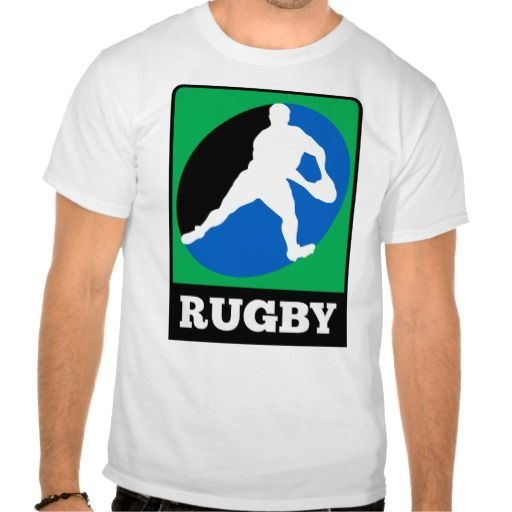 """Rugby player running passing run ball tees. illustration of a silhouette of Rugby player running passing run ball with words """"rugby"""". #illustration #Rugbyplayerrunningpassingrunball #rwc #rwc2015 #rugbyworldcup"""