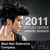 Great Lengths Hair Extensions. They offer a 3-day class where you can go to get certified.  It would be awesome for a resume.