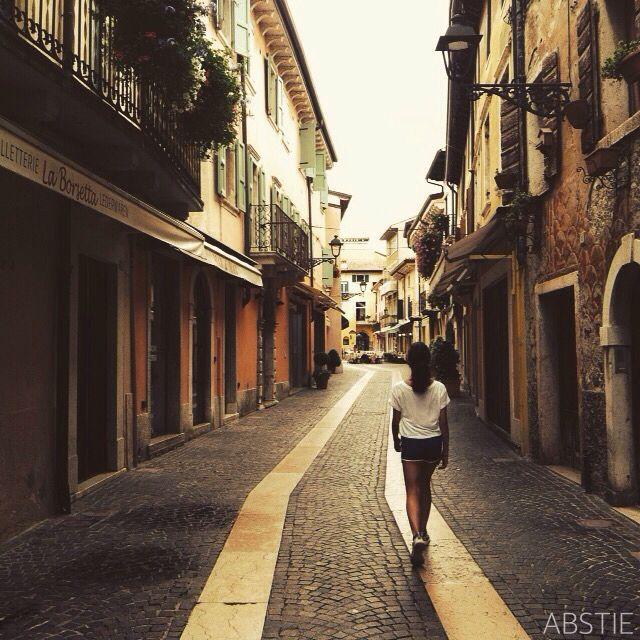 \\ BARDOLINO, LAGO DI GARDA, ITALY //