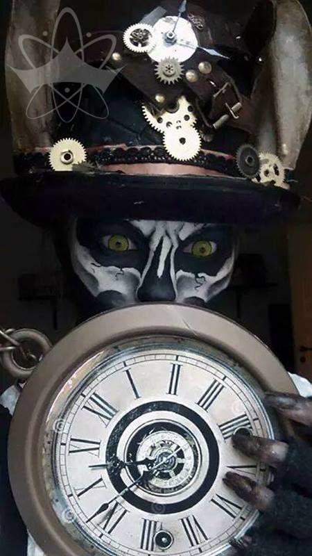 Halloween 2014 - Horror rabbit from Alice in Wonderland, by galaxara