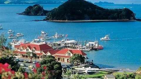 Paihia, New Zealand. I love the Northlands of New Zealand's North Island.