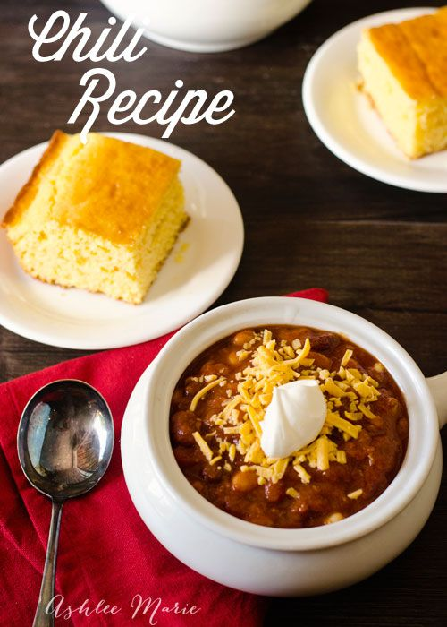 Easy Beef Chili recipe