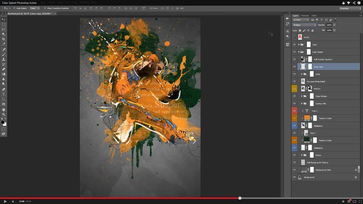 color splash -tool for photoshop https://www.youtube.com/watch?v=kOhjNvAjNLE