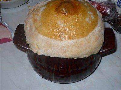 Суп гороховый в горшочках рецепты