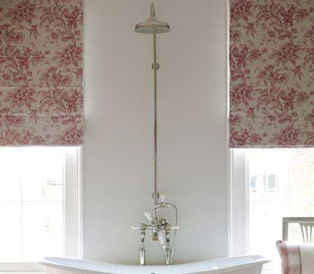 Clarke & Clarke Fairmont Raspberry Collection - The fabrics in this collection are available in Curtains, Roman Blinds and Cushions.