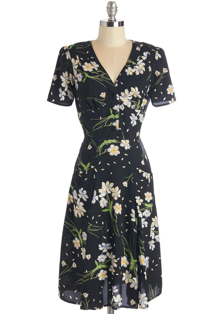 Put to Good Muse Dress, #ModCloth