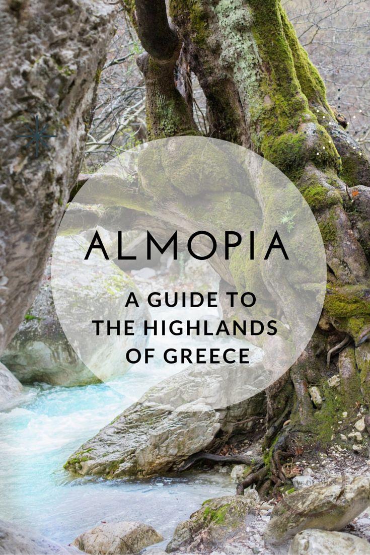 Almopia: #highlands of #greece