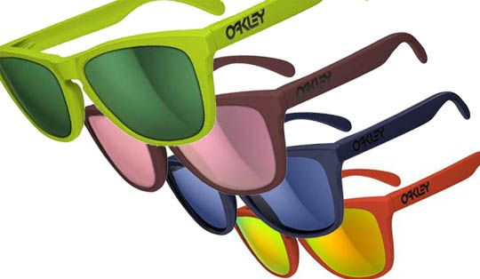 oakley-frogskins i have one like this but its red