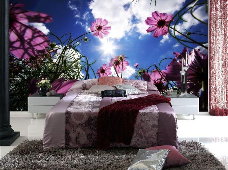 Murales fotogr ficos modelo primavera decoraci n beltr n for Murales fotograficos para paredes