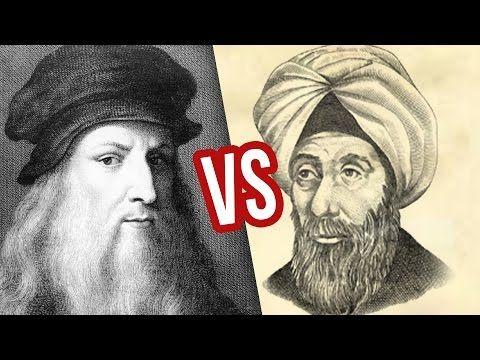 Modern Bilimin Öncüsü 4 Müslüman Bilim Adamı - YouTube