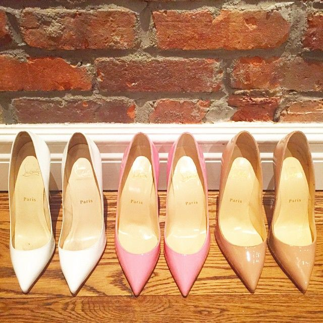 If only they made them for real women. Christian Louboutin MUST BE your first Choice #christian #louboutin #women #heels
