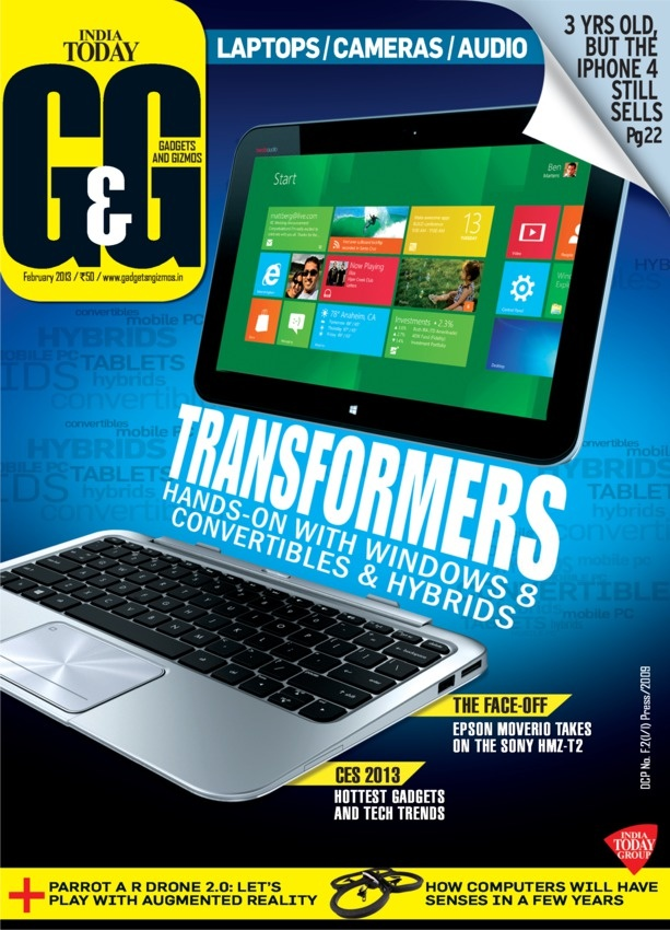 Gadgets and Gizmos  Interactive Magazine - Buy, Subscribe, Download and Read Gadgets and Gizmos on your iPad, iPhone, iPod Touch, Android and on the web only through Magzter