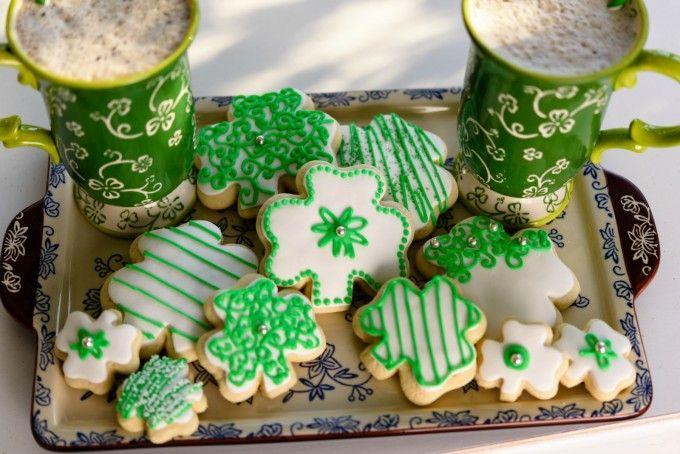 temp-tations® by Tara: Perfect Sugar Cookie- St. Patrick
