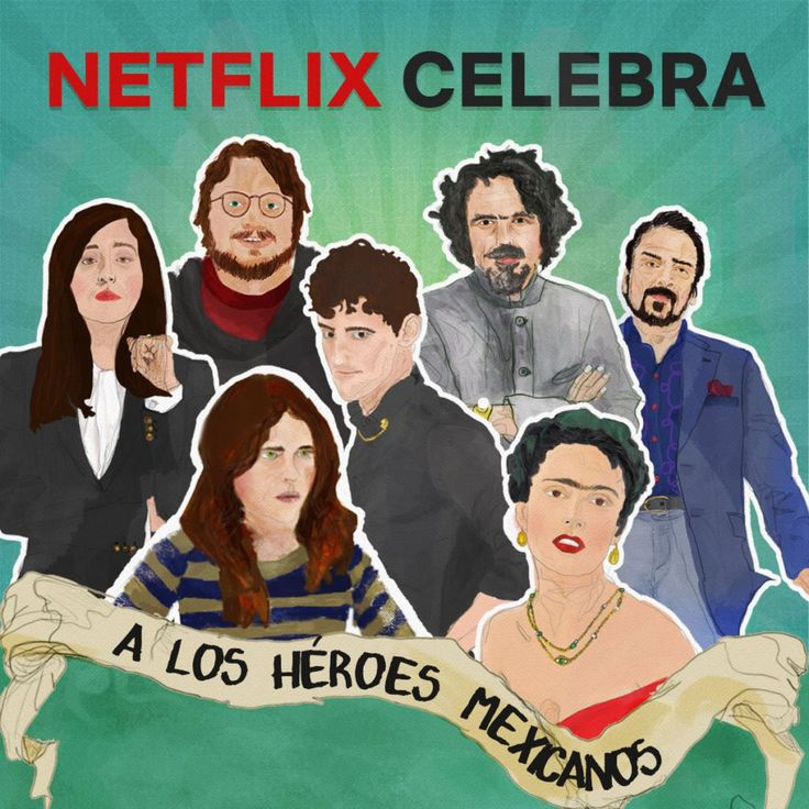 Netflix celebra a los nuevos héroes nacionales del entretenimiento - https://webadictos.com/2017/09/13/netflix-heroes-nacionales/?utm_source=PN&utm_medium=Pinterest&utm_campaign=PN%2Bposts