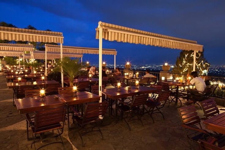 The Valley Bistro at The Valley Resort Hotel #Bandung - West Java