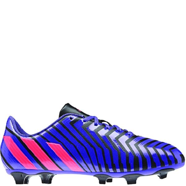 adidas Predito Instinct FG Black/Flash Red/Night Flash Women\u0026#39;s Soccer Cleats - model