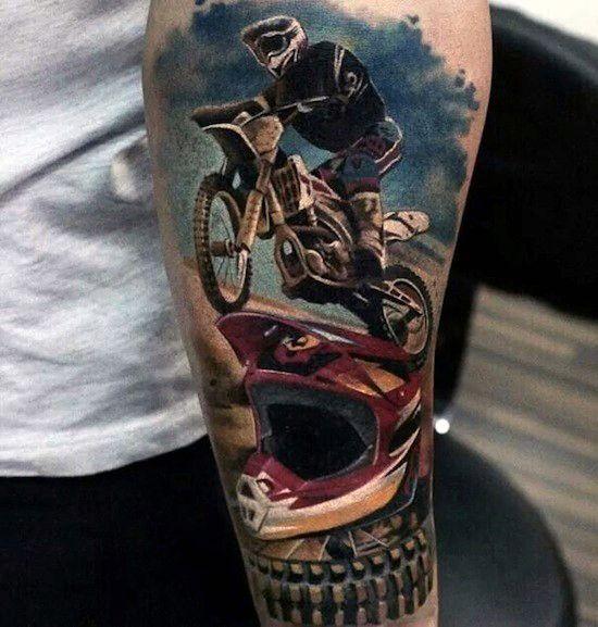Halaah Io Best Tattoo Designs For Men: 25+ Best Ideas About Motocross Tattoo On Pinterest