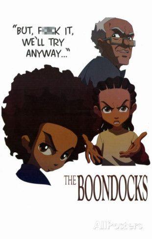 The Boondocks Masterprint