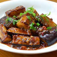 Asian Theme - Hot and Sour Chinese Eggplant!
