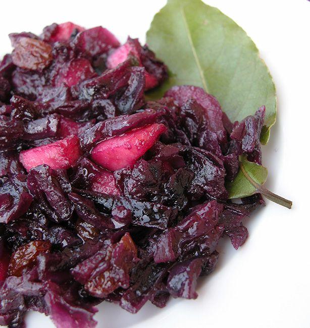 Cavolo rosso agrodolce | http://www.ilpastonudo.it/verdure/cavolo-rosso-agrodolce/