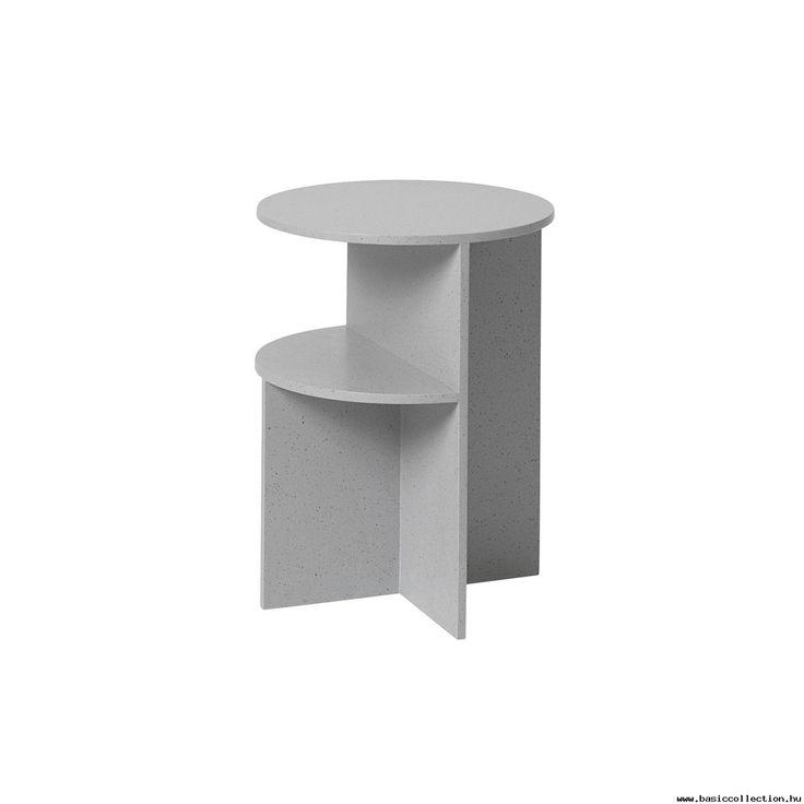 #basiccollection #sidetable #table #design #designfurniture #furniture #grey