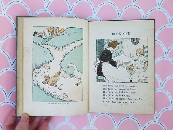 1918 New American Reader by Lila Baugh Paul Horn Shurter