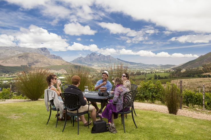 #3 FOOD & WINE: When you visit Cape Town we highly recommend spending time in the Cape Winelands. #Travel #SouthAfrica