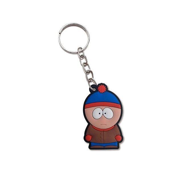 2c515cf095 Chaveiro Cute South Park Stan   mostrar   Chaveiro, South park e Acessórios  geek
