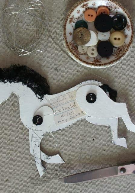 * * Sakura Haruka | Singapore Parenting and Lifestyle Blog * *: Chinese New Year 2014 | 8 Horse Crafts to do with Kids