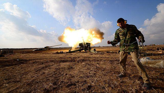 Το Κουτσαβάκι: Ο Ιρακινός  στρατός  για πρώτη φορά κατά τη διάρκε...