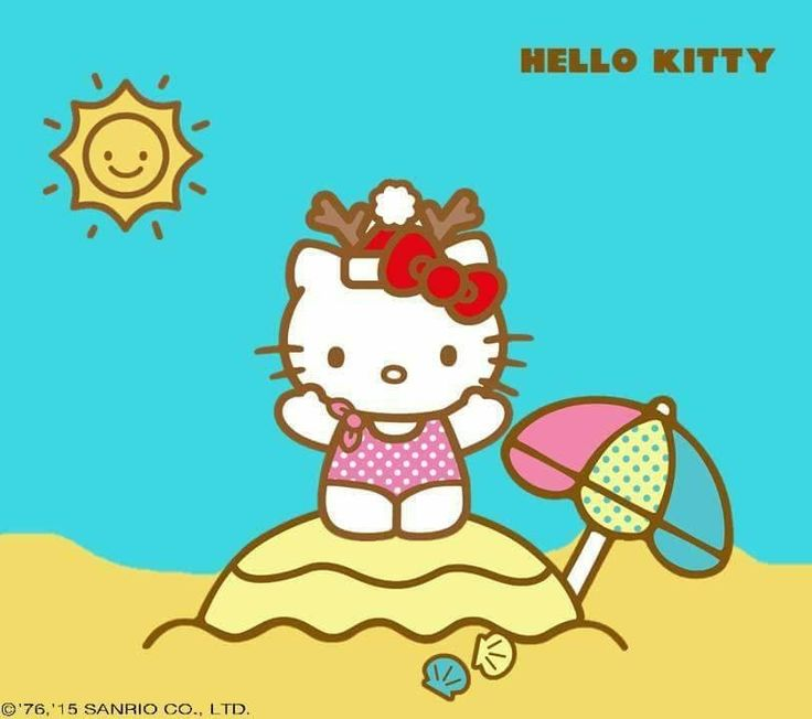 Hello Kitty / Happy Holidays Ψ•ω•Ψ
