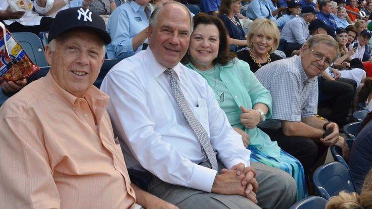 Mormon Tabernacle Choir Sings at Yankee Stadium on East Coast Tour