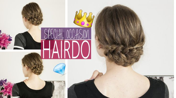 Come fare la Treccia pull through - pull through braid tutorial
