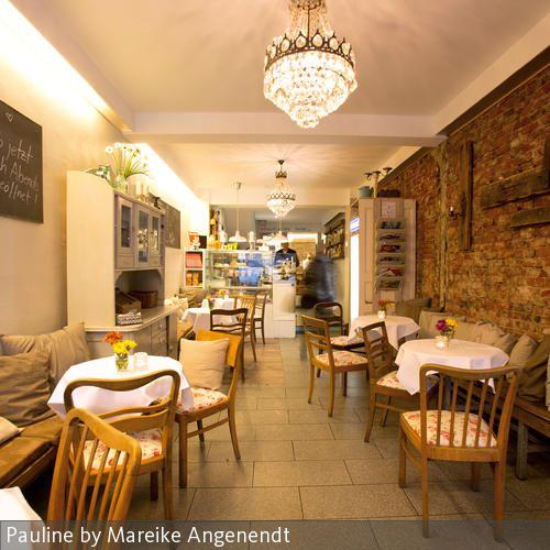 Zu Besuch Bei Caf Bistro Pauline In Hamburg