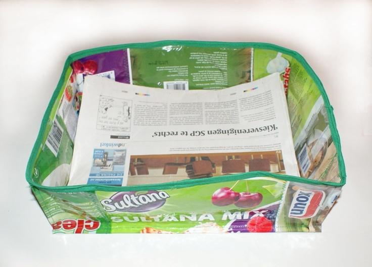 mumsboven: tijdschrift/krantenmand