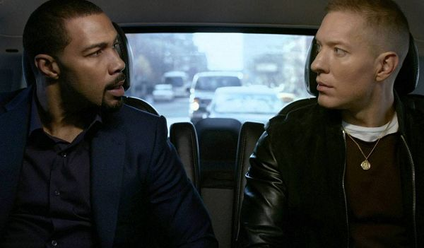 "Omari Hardwick & Joseph Sikora on Starz show ""Power"""