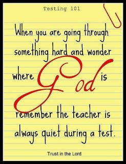 true: The Lord, Remember This, Food For Thoughts, God Is, Hard Time, So True, Tough Time, Have Faith, Trust In God