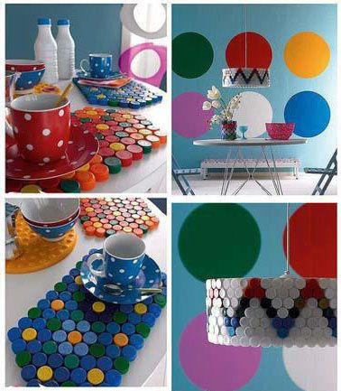 21 best manualidades para casa images on pinterest - Manualidades para decoracion ...