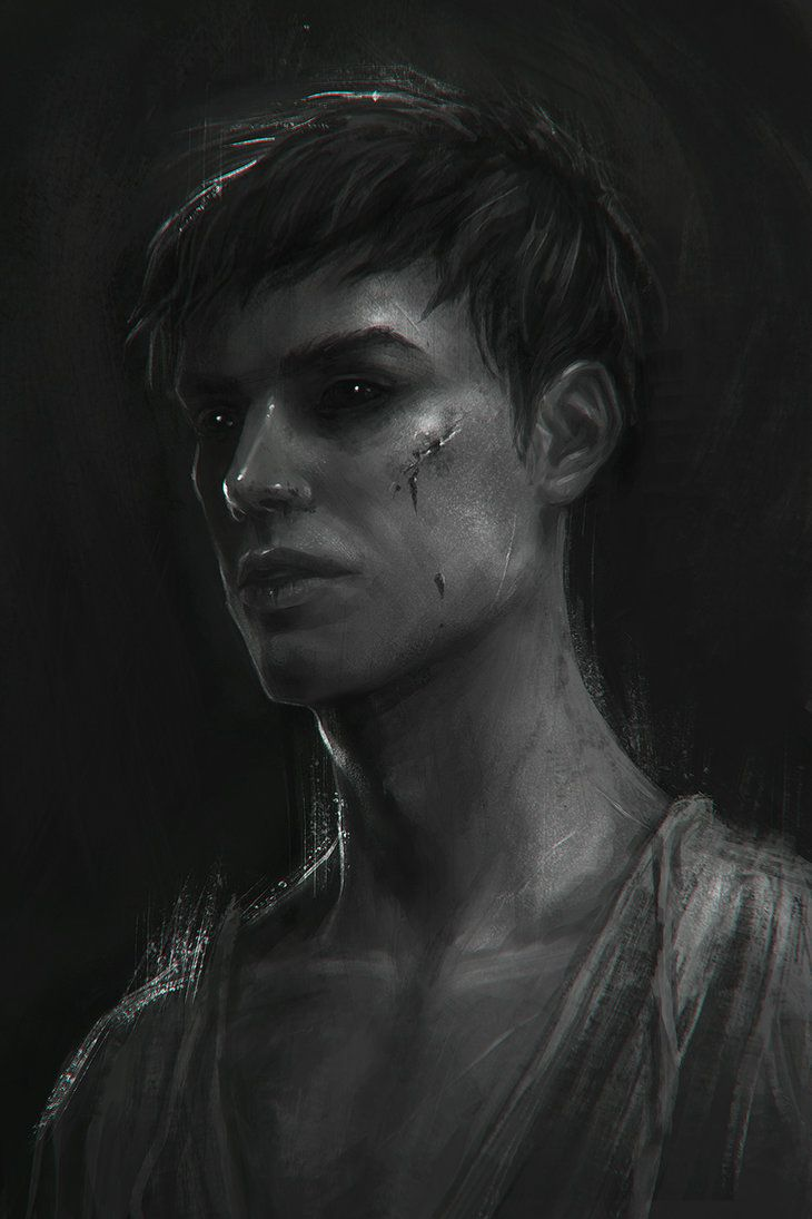 Dishonored - The Outsider, mongrel by Eneada
