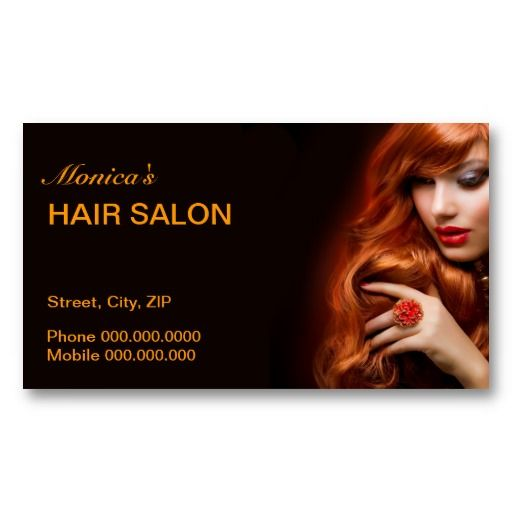 1000 images about hair salon business cards on pinterest for Ada beauty salon