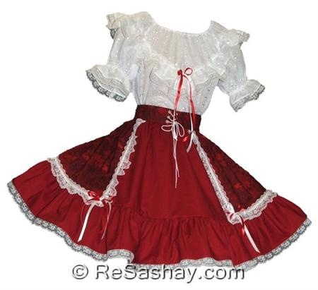 square dancing outfit - Google Search