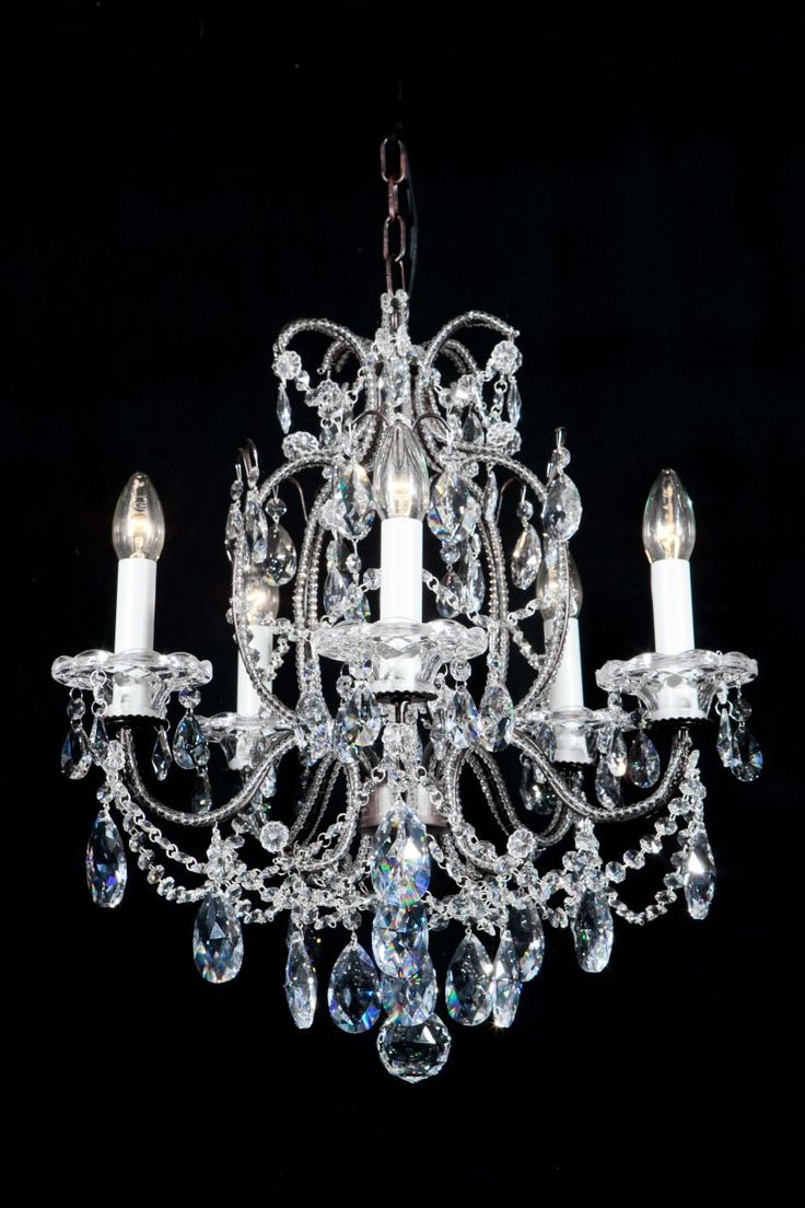Wh wholesale vintage lead crystal table lamp buy cheap - Image 1